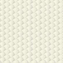 """Rasch Modern Art/Make a Change 611533 Grafikus 3D """"halpikkely"""" minta krém szürke tapéta"""
