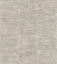 Rasch Linares 617627 Csíkos vízszintes ecsetvonásokkal (optikai kiemelés) csillogó ezüst háttér kavics szürke tapéta