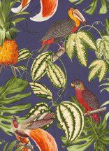 Erismann Paradisio 6302-08  papagájok szines tapéta