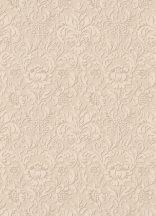 Erismann Palais Royal 6378-02 Klasszkius barokk díszítőminta bézs szürkésbézs tapéta