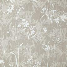 Caselio Amazonia 66452010 Herbie virágos bézs/világosbarna krémfehér tapéta