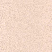 Caselio Shine 68594026  CRAQUELÉ grafikus sűrű repedés mintázat rózsaszín arany  tapéta