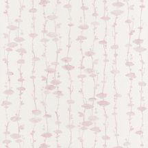 Caselio Iris Liane 68815083 organikus kúszónövény lila krémfehér tapéta