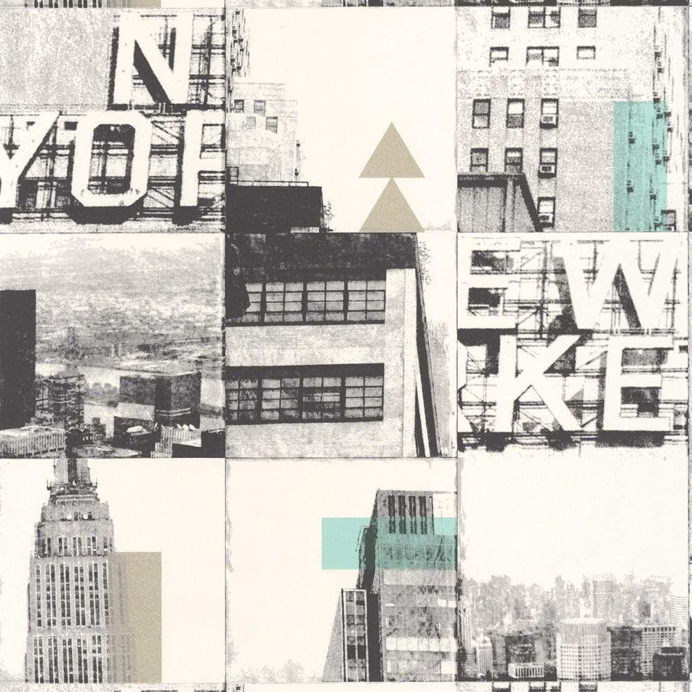 New york tapéta diego