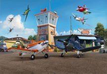 Komar Planes Terminal 8-469 Disney poszter