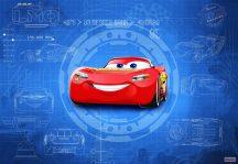 Komar 8-488 Cars 3 Blueprint Verdák poszter