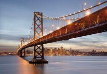 Bay Bridge 8-733 poszter