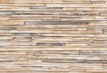 Komar Whitewashed Wood 8-920 poszter