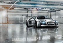 Komar 8-957 Audi R8 Le Mans poszter