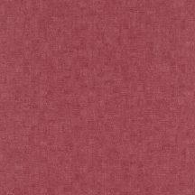 Rasch Via Trento 802955  strukturált textilhatású egyszínű kárminpiros tapéta