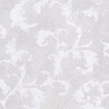 Casadeco Montsegur 80790218  ARABESQUE Klasszikus arab stílusú díszítőminta szürke szürkésbézs fehér tapéta