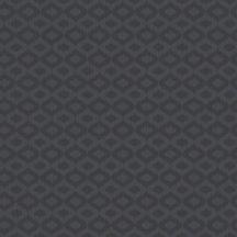 Casadeco Signature 82009534 VENDOME damaszt minta faszénfekete sötét szürke tapéta