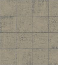 Casadeco Natsu 82166507 OSAKA geometrikus négyzetek arany kék tapéta