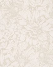 Novamur Giulia 82185 (6782-30) Virágos díszítőminta krém bézs tapéta