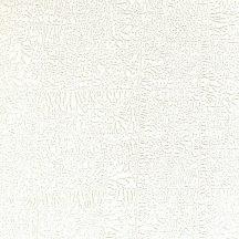 Casadeco Encyclopedia 82530123 CARRE LICHEN  BLANC texturált négyzetbe rendezett zuzmó minta krémfehér tapéta