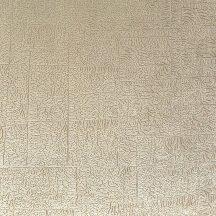 Casadeco Encyclopedia 82531210 CARRE LICHEN BEIGE texturált négyzetbe rendezett zuzmó minta bézs tapéta