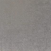 Casadeco Encyclopedia 82531512  CARRE LICHEN TAUPE texturált négyzetbe rendezett zuzmó minta szürkésbarna tapéta