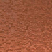 Casadeco Encyclopedia 82543518  LIGNUM CUIVRE geometrikus texturált faragott fa hatás rézszín tapéta