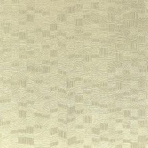 Casadeco Encyclopedia 82547101 LIGNUM AMANDE geometrikus texturált faragott fa hatás mandulazöld tapéta