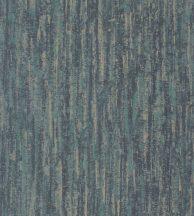 Casadeco Encyclopedia 82636231  CORTICIS TURQUOISE natur fakéreg minta türkizkék csillogó fémes hatás tapéta