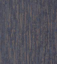Casadeco Encyclopedia 82636430  CORTICIS ENCRE natur fakéreg minta tintakék csillogó rézszín fémes hatás tapéta