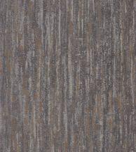 Casadeco Encyclopedia 82639328  CORTICIS NOIR natur fakéreg minta fekete barna csillogó fémes hatás tapéta