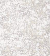 Casadeco Encyclopedia 82640232 TEREBRO BLANC művészi erdő ábrázolás fehér bézs szürke ezüst csillogó fémes hatás tapéta