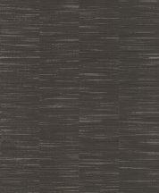 Rasch Perfecto V 834147 Natur strukturált fekete ezüst tapéta