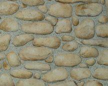 As-Creation Il Decoro/Dekora Natur 6, 8345-15  kőmintás bézs barna szürke tapéta