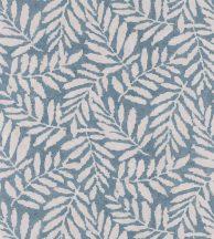 """Casadeco Natura 83756323 SUMMER Natur Kecses levélmintázat """"egy pillanat a nyárból"""" krémszürke kék tapéta"""