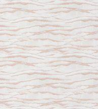 Casadeco Idylle 83834132  EMMA ROSE NUDE Natur az óceán hullámai festői megjelenítés krémfehér rózsaszín csillogó részletekkel tapéta