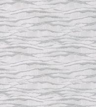 Casadeco Idylle 83839129  EMMA GRIS Natur az óceán hullámai festői megjelenítés szürkésfehér szürke csillogó részletekkel tapéta