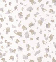 Casadeco Idylle 83861224 ONYX BEIGE Natur művészi ábrázolású kőfal fehér bézs fémes arany tapéta