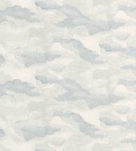 Casadeco Idylle 83879131  NUBIA GRIS Natur festői lebegő felhők fehér szürke bézs tapéta