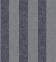 Casadeco Rivage 84039506 ALIZE Csíkos Klasszikus elegáns blokkcsíkos szőtt hatású textúra szürkéskék árnyalatok tapéta