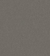 Casadeco Nova 84149525  DELTA Csillogó geometrikus csempehatású 3D minta stílusos fekete fémes arany tapéta