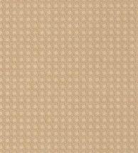 Casadeco Cuba 84341210 PAJA SABLE  Natur geometrikus kosárfonat minta homokszín/bézs csillogó fémes fény tapéta