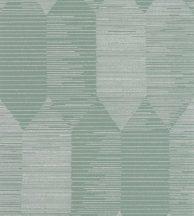 Casadeco Nangara NANG84406213 KIPARA BLEU CIEL et BEIGE Geometrikus textúrázott vonalakkal kialakított hatszög mozaik lágy égszínkék bézs tapéta