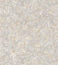 PETRA TAUPE Natur sziklafelület szemcsés struktúra szürkésbézs csillogó fémes fény tapéta