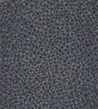 84546543 BULLAE BLUE Natur csillogó buborékok antracit mélykék árnyalatok tapéta