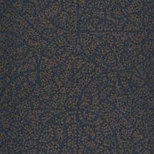 Casadeco Jardins Suspendus 85219408 ROSA Natur Grafikus Organikus inspiratív minta a lyoni Rosa Mir kertből antracit arany tapéta