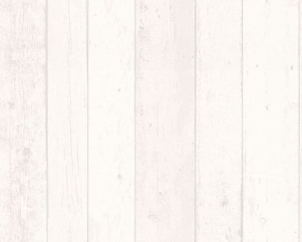 As-Creation Elements/Surfing & Sailing 8550-46 Natur deszkaminta szürke fehér tapéta