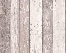 As-Creation Elements/Surfing & Sailing 8550-53 Natur deszkaminta szürke krém barna tapéta