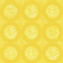 Rasch b.b home passion 862218  grafikus design körök sárga arany tapéta