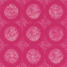 Rasch b.b home passion 862225  grafikus design körök pink krém tapéta