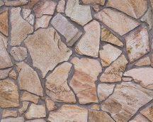 As-Creation Wood'n Stone 9273-16 Natur kőmintás szines tapéta