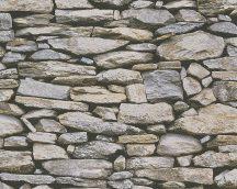 As-Creation Dekora Natur 6, 95820-2 Natur kőrakás bézs szürke fekete tapéta