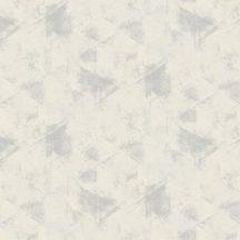 Grandeco Phoenix A48501 Geometrikus grafikus akvarell megjelenítés törtfehér szürke ezüst tapéta