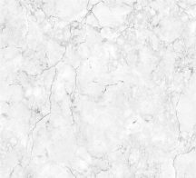 Ugepa Hexagone E85549  natur márványminta fehér szürke tapéta