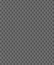 Grandeco Elune EN3105  Grafikus geometrikus 3D kis háromszögek szürke antracit fekete tapéta